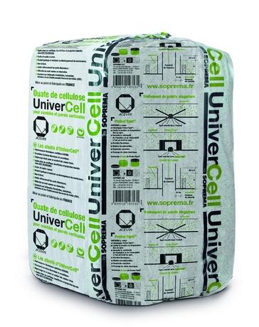 ouate de cellulose univercell isolation produits etchegintza membre du r seau b tiland. Black Bedroom Furniture Sets. Home Design Ideas